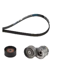 ECC117200713R - Auxiliary Belt Kit