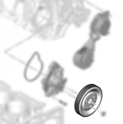 ECC120459 - Pulley Wheel