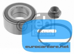 ECC335069 - Front Wheel Bearing Kit
