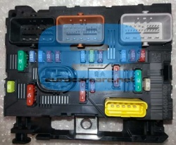 6500fg engine fuse box Citroen C4 Hatch 6500fg