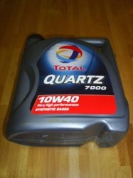 ECCQ7001 - Quartz 7000 10w40 Engine Oil 1 Litre