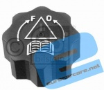 ECC1306E4 - Radiator Reservoir Cap (Threaded)