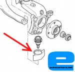ECC362306 - Ball Joint Protector