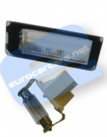 ECC6350AX - Bulb Holder & Lens for Number Plate Lamp