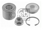 ECC7701208058 - Rear Wheel Bearing Kit