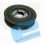 ECC9655725980 - TVD Auxiliary Crankshaft Pulley