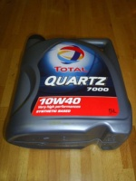 ECCQ7005 - Quartz 7000 10w40 Engine Oil 5 Litre