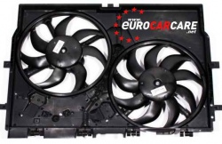 ECC1671210080 - Twin Radiator Fan Unit