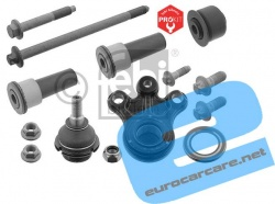 ECC44480A - Suspension Overhaul Kit