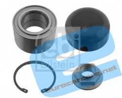 ECC7701205417 - Front Wheel Bearing Kit