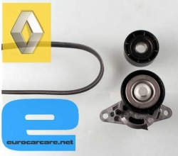ECC7701477517 - Auxiliary Belt Kit