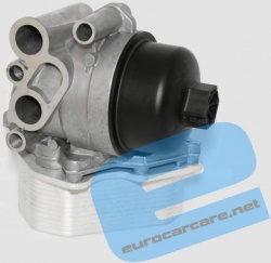 ECC9808866680 - Oil Filter Housing & Oil Cooler