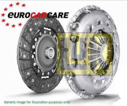 SP 6324227909 - Clutch Kit 2 Part