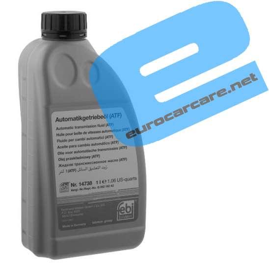 ECC9730AE - Automatic Transmission Oil AL4 1Litre