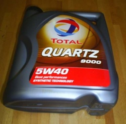 ECCQ9001 - Quartz 9000 5w40 Fully Synthetic Engine Oil 1 Litre
