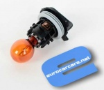 ECC1607971980 - Bulb & Holder Orange 21w