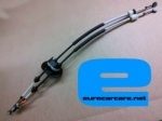 ECC2444CF - Gear Shift Cable Set