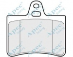 ECC425217 - Brake Pad Set Rear