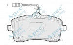 ECC425277 - Brake Pad Set