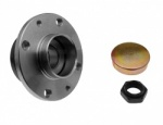 ECC51759727 - Wheel Bearing Hub Rear (With ABS)