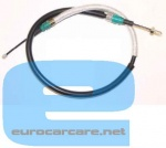 ECC9676744080 - Hand Brake Cable Right