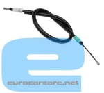 ECC9676746080 - Hand Brake Cable Left