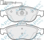 ECC9948887 - Brake Pad Set Front