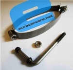 ECCBRACK09 - Exhaust Silencer Mounting Bracket MB16